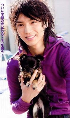 Hiro Mizushima Asian Hairstyles