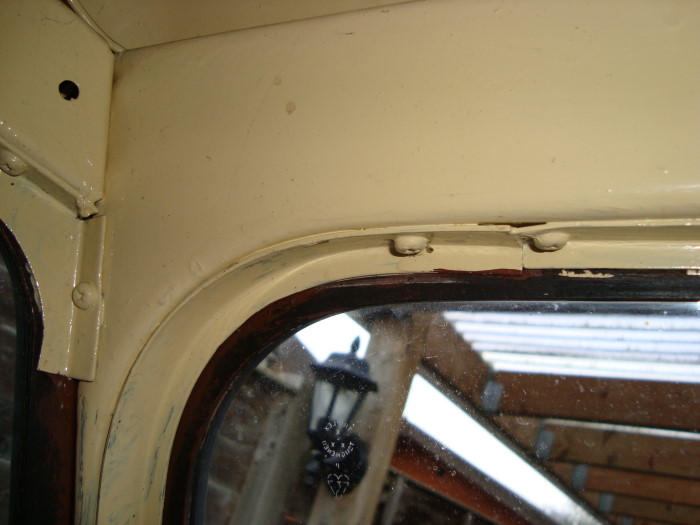 First job remove the interior trim.