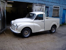 Austin pick-up total restoration.