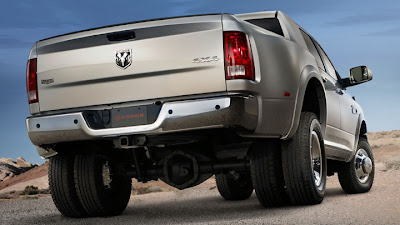 2010 Dodge Ram 3500 Heavy Duty - Rear Side