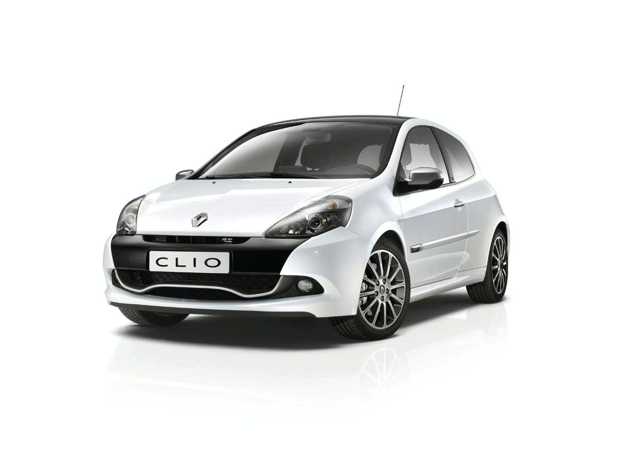 2010 renault clio rs 20th anniversary special edition. Black Bedroom Furniture Sets. Home Design Ideas