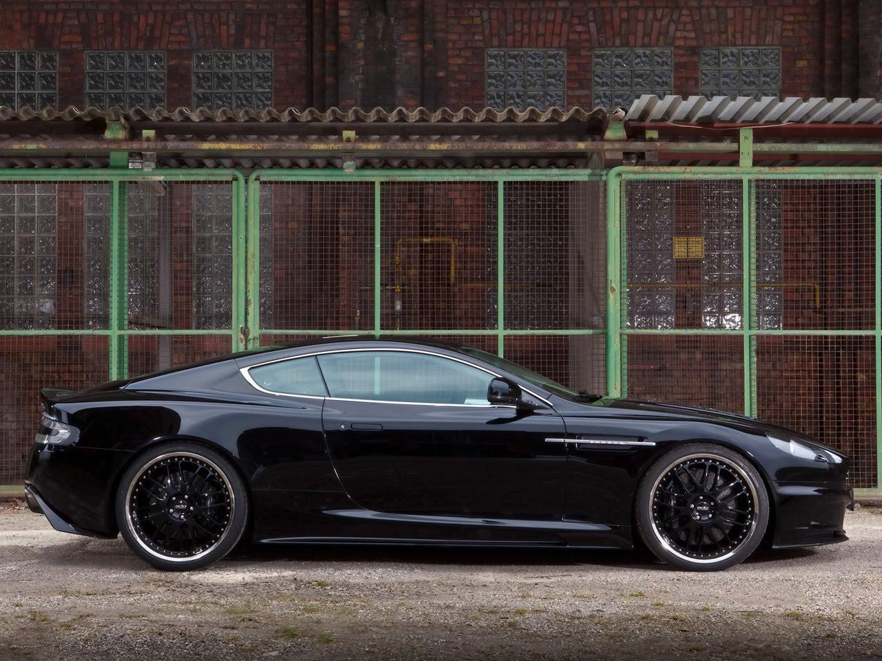 Edo Competition Aston Martin DBS / …