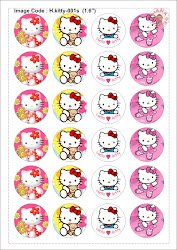 HELLO KITTY for Oreo Choc