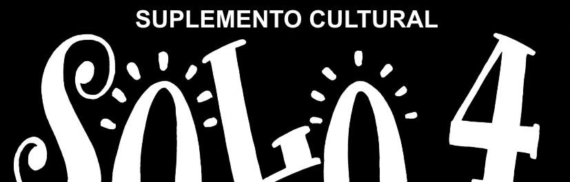 Suplemento cultural Solo 4