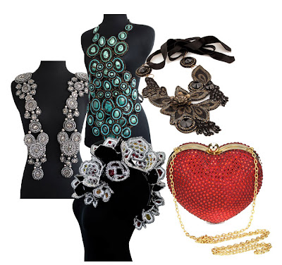 dressed and pressed, statement jewellery, Bea Valdes