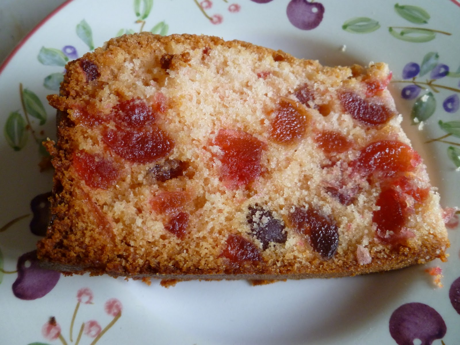 Old-fashioned Cherry Cake Recipes Delia Online 44