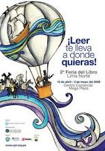 II Feria del Libro de Lima Norte
