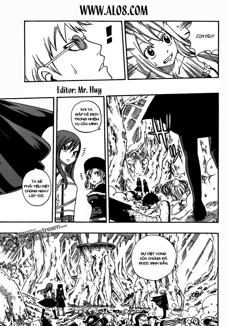 Fairy Tail chap 217 page 16 - IZTruyenTranh.com