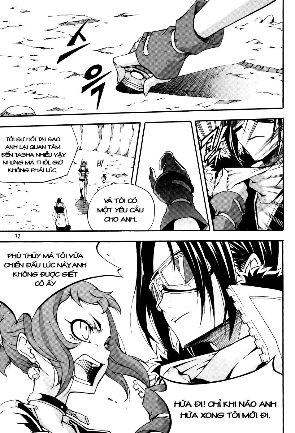 Witch Hunter – Thợ Săn Phù Thủy chap 42 page 9 - IZTruyenTranh.com
