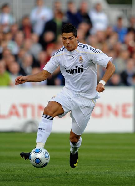 Cristiano Ronaldo, is a
