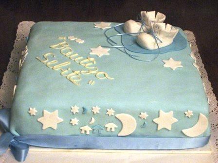 Tortas para bautizo niña - Imagui