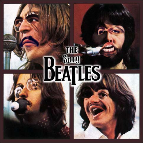 funny songs list. The Beatles Song list on