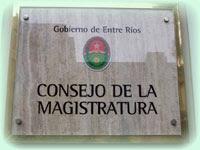 Miembros del Consejo de la Magistratura