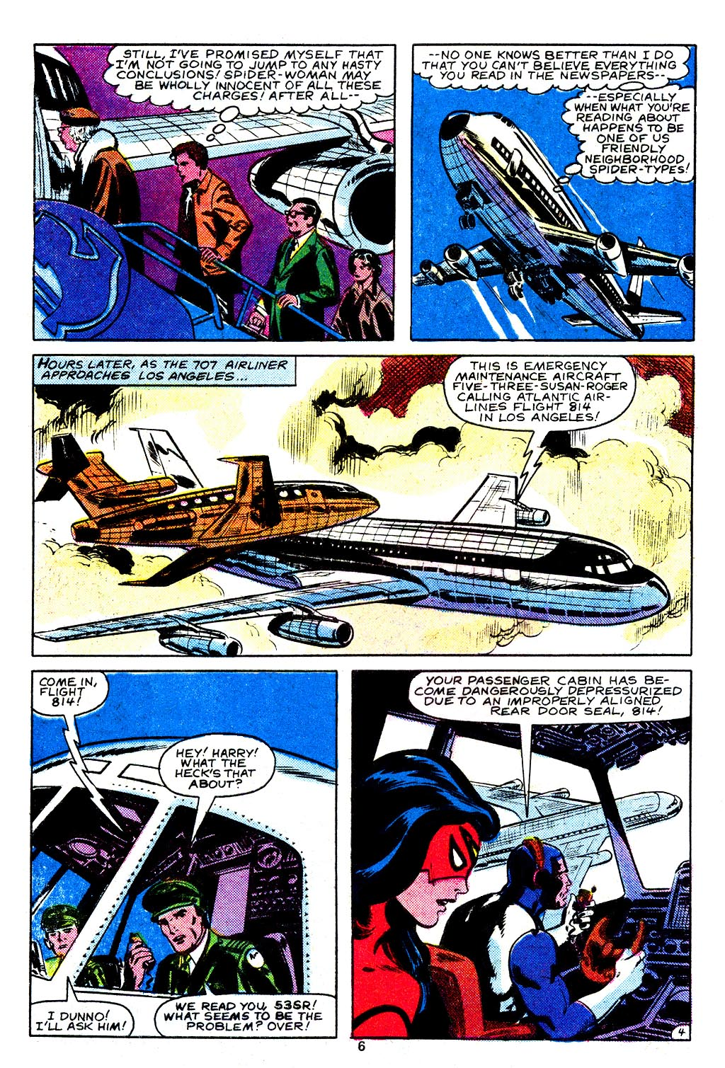Spider-Woman (1978) Issue #29 #29 - English 5
