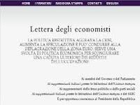 Noi vi avevamo avverti: la Lettera degli economisti contro l'austerità (2010)