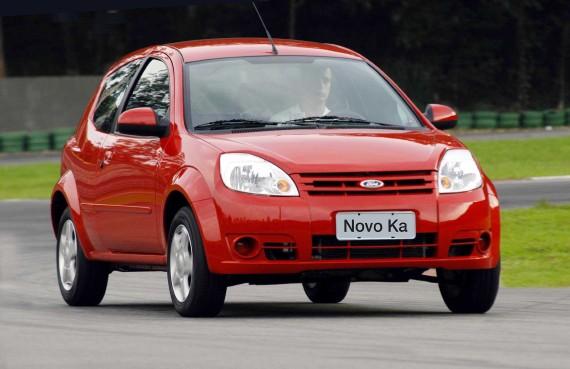 Ford Sportka. Ford Ka Sport