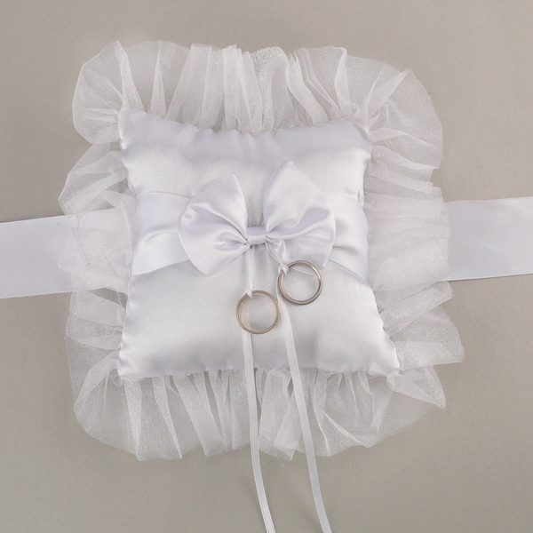 My DIY Wedding Ring Bearer Pillow