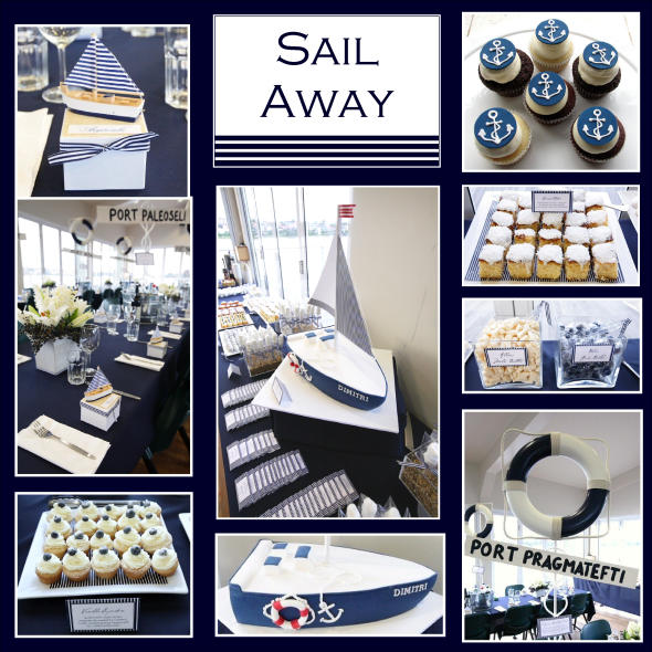 Kate landers events llc tuesday giveaway and preferred for Anchor decoration party