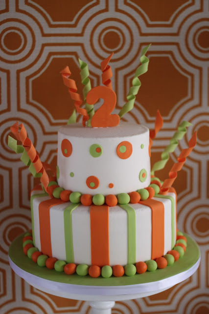 Cake Design Ulm : Kate Landers Events, LLC: {Stylish Guest Party Feature} A ...