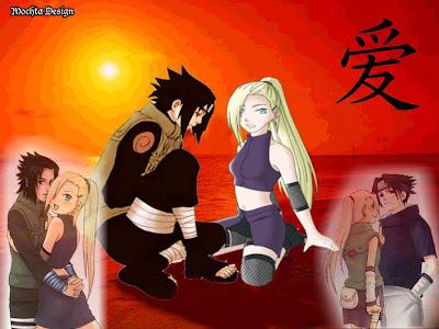 sasuke and ino