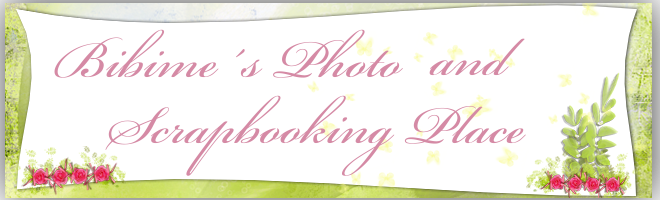 Bibime´s Scrapbooking Place