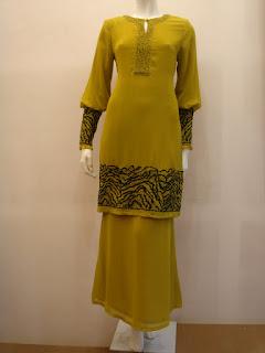 Fesyen Baju Raya 2010