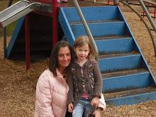 Rachel & Mommy