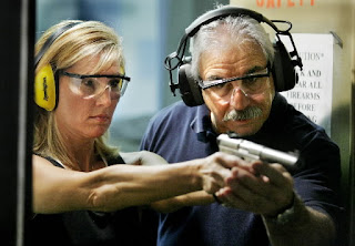 Beth Ferguson and Frank DiNardo