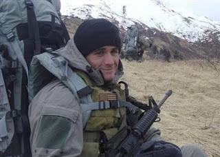 Petty Officer 2nd Class Michael A. Monsoor in Kodiak Alaska