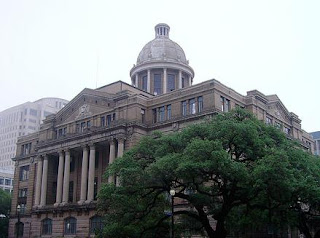 Harris County Court House