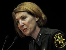 Sheriff Sandra Hutchens