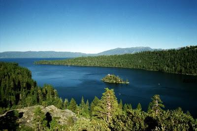 Emerald Bay, Lake Tahoe, Aug. 1998
