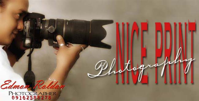 NICE PRINT PHOTO   SHOTS BY; EDMON ROLDAN