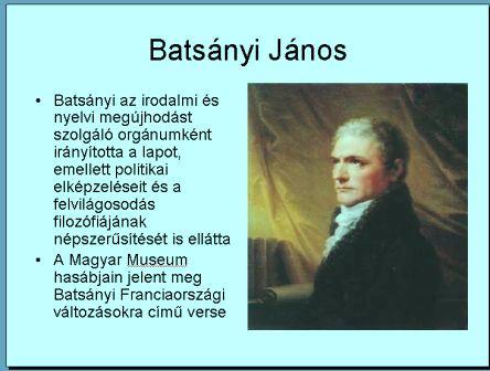 Batsanyi Janos