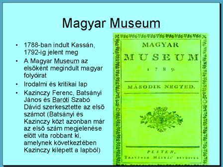 Magyar Museum