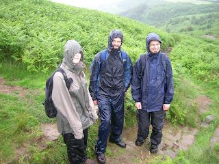 Wet Walk!!