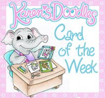 I won card of the week!