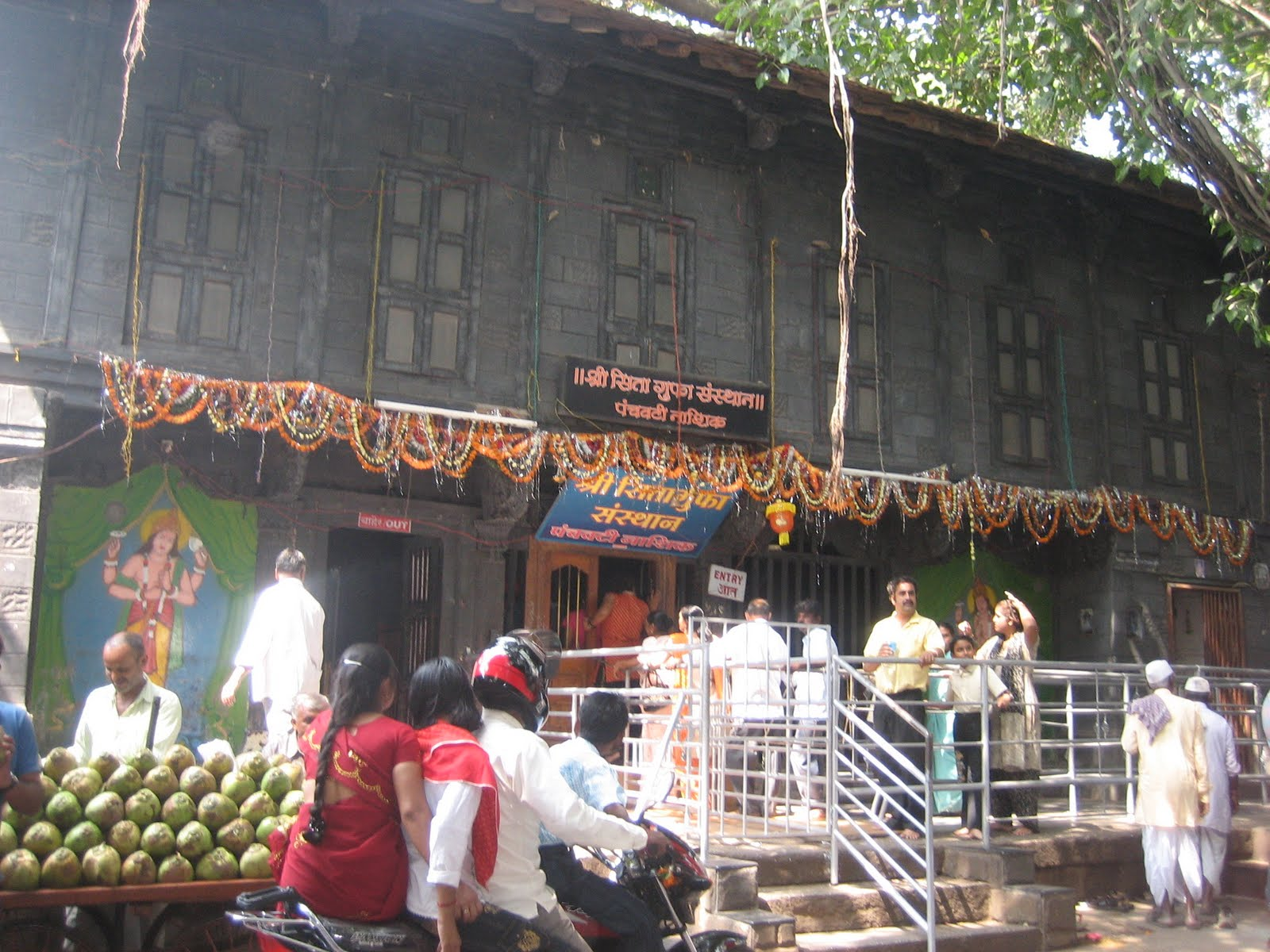 Sita Gumpha Caves, Nasik