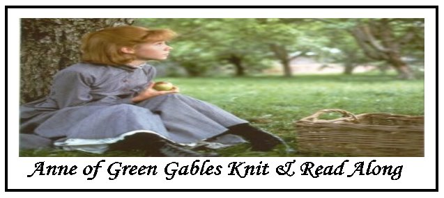 Anne of Green Gables ~ Knit & Read Along