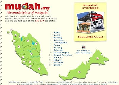 My Mudah Selangor