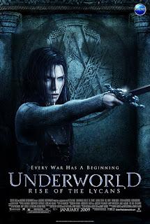 Anjos da Noite 3 - (Underworld 3 Rise Of The Lycans) Legendado - Dvdscr - Rmvb - 2009