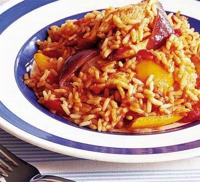 Rice and chicken recipes