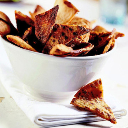 recipe for pita chips
