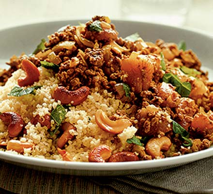 Healthy tasty couscous recipes