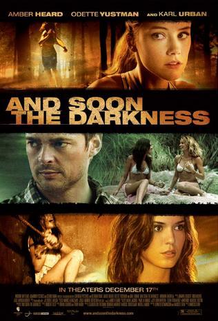 And Soon the Darkness Movie 2011 Poster