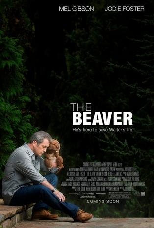 The Beaver  Movie  2011 Poster