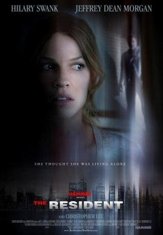 The Resident Movie 2011 Poster