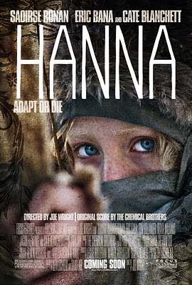 Hanna Movie 2011 Poster