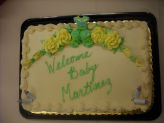Fred Meyer Baby Shower Cakes