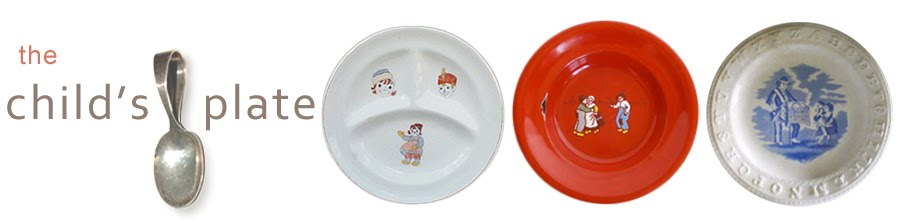 the child's plate